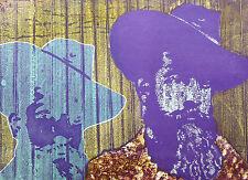 José CONTINO(1933-2002)Litho 2/5 Cuba la Havane médaille Raul Gomez Garcia