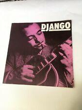 Django Reinhardt 32 Page Booklet