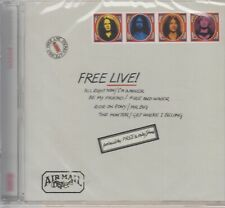 Free / Free Live (NEW! Original verschweißt)