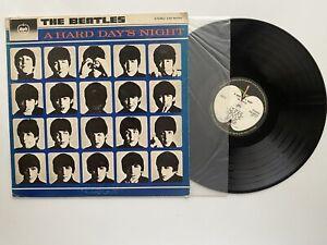 Beatles Hard Day's Night Japanese Vinyl Album Record LP1976