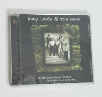 NEW Huey Lewis & The News: Gold Collection Import Audio CD 1997 EMI Records