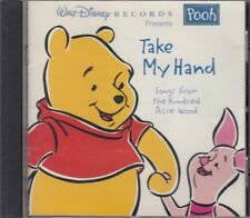 Take My Hand Songs From Hundred Acre Wood Winnie The Pooh CD Walt Disney