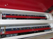 Epoche V (ab 1990) Analoge Modellbahn-Personenwagen der Spur H0 aus Kunststoff für Gleichstrom