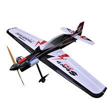"""3D Aerobatic Flight Model Gas 20cc RC airplane 6CH ARF Sbach 342 55"""" ZY 01#"""