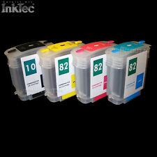 Mini CISS Tinta incl. para HP 10xl 82xl DESIGNJET 500cc 800 Plus 815 820 MPF PS