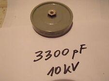 Pomello Condensatore 3300 PF/10 kV... 1pcs.