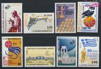 Griechenland 1876-1883 (kompl.Ausg.) postfrisch 1995 Jahrestage (9137520