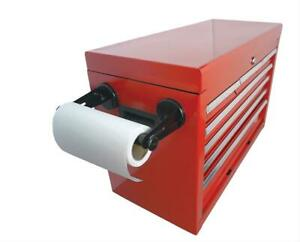 Magnetic Paper Towel Roll Holders 07549 4.625 in. Height