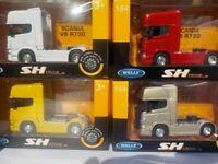Scania Trucks, Scania v8 r730 4x2, Choose Any, 1/64