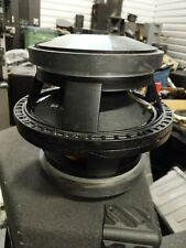 """RCF LC-1075 10"""" MID-BASS Frequency Driver KF760 EAW 804097"""