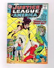 JUSTICE LEAGUE OF AMERICA (V1) #23Grade 7.0 Silver Age! Drones of the Queen Bee!