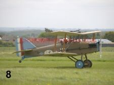1 X ROYAL AIRCRAFT FACTORY SE5A PHOTOGRAPH