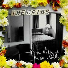 The Cribs - In The Belly Of The Brazen Bul (NEW CD)