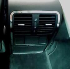 D VW Passat 3C Chrom Rahmen für Lüftungsschacht hinten Edelstahl poliert