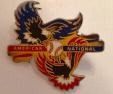 1997 IMPRINTED PRODUCTS AMERICAN/NATIONAL BASEBALL LEAGUE LOGO METAL PIN