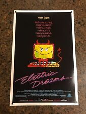 * GIORGIO MORODER * autographed signed 12x18 photo poster * ELECTRIC DREAMS * 1