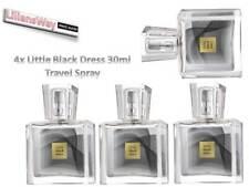 4x Avon pequeño vestido negro viaje Aerosol edp 30 Ml