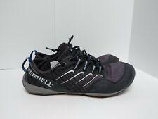 Merrell  Barefoot Sonic Glove Black Gradient Trail Running Shoes Men's Size 10