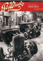 Fly Wheels #25 10/2013 Classic American Car Magazine