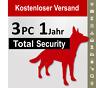 G Data Total Security 2020 Vollversion GDATA 3 PC, 1 Jahr + 2 bis 3 Monate Bonus