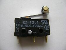 NEW OMRON SS-5GL2 MICRO SWITCH 5A125VAC 3A250VAC A3