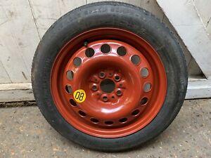 Alfa Romeo 156 2.5 V6 Spare Wheel Space saver 15 Inch Genuine