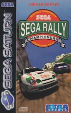 # Sega Rally Championship-Sega Saturn juego-Top #