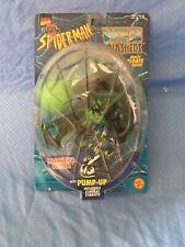 NEW Black Sea Venom with Pump-Up Inflatable Stingray Symbiote Spider-man SEALED