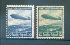 DR-3.Reich 606/7 606-607 UNGUMMIERT 50EUR (69857