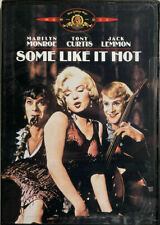 Some Like It Hot-Dvd-Marilyn Monroe-Widescreen-Excelle nt Condition