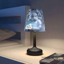Lámpara portátil de interior de color principal negro