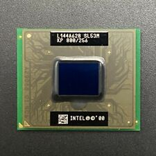 Intel Pentium-III KP800 CPU 800MHz SL53M Coppermine 256KB 100x8 PGA495 Mobile