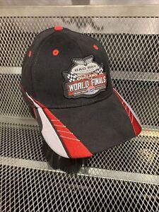 BAD BOY OFF ROAD HAT CAP Donny Schatz WORLD of OUTLAWS FINALS 2016 Charlotte NEW