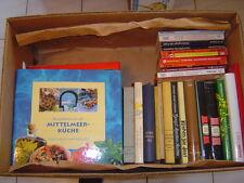 Große Kiste Bücher, Bananenkiste, für Leseratten ca. 28 Stück, 34