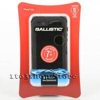 BALLISTIC iPhone 5 iPhone 5s iPhone SE Hydra Series Waterproof Case Black NEW