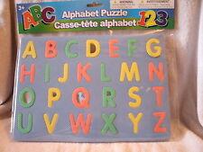 Blue Alphabet Foam Puzzle