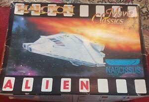 Halcyon Alien Narcissus Ship Kit 1/144 Rare.