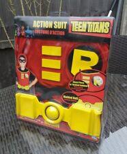 Official Superman Fancy Dress Costume 3-d Action Suit DC Comics Rubies