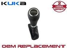 Gear Shift Knob With Boot AUTOMATIC ELEGANCE Leather For Mercedes C-Class W203