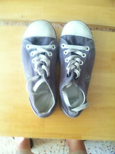 Crocs Hover Casual Shoes Lace-Up Sneakers Grey Size W5 M3 CA
