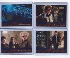 Harry Potter Goblet of Fire Promo set BLUE 5 case binder incentive
