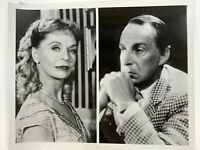 1987 Susannah York in PBS Star Quality TV Movie Photo Mobil Masterpiece Theater