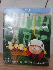 South Park Season 16, Two Blu-ray Disc Set, Season Sixteen Free Shipping include
