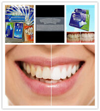 New Professional Unisex Teeth Whitening Strips Tooth Bleaching Whiter Whitestrip