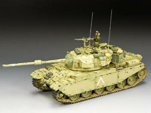 """King and Country IDF035 """"Israeli Army CENTURION Tank"""" 1/30 Metal Toy Soldier"""