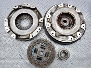 1991-1996 ACURA OEM FACTORY NSX CLUTCH SET NA1 C30A 5MT TWIN PLATE 85% LIFE LEFT