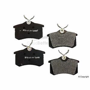 New Meyle Semi Metallic Disc Brake Pad Set Rear 0252096115 1H0698451F