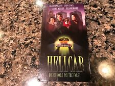 Hellcab New Sealed Vhs! Awesome 1999 Comedy-Drama!See) Class & Taxi Driver