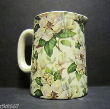 Heron Cross Pottery MAGNOLIA Chintz English 1/4 Pint Cream Jug