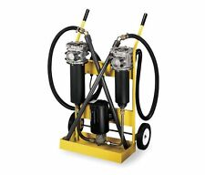 Hydraulic Filter System 34 Hp 115v 10 Gpm Includes Wands Cart Amp Hoses